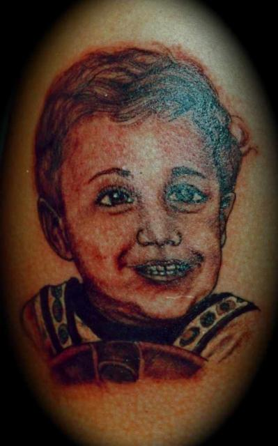 Baby Portrait by Doc Don